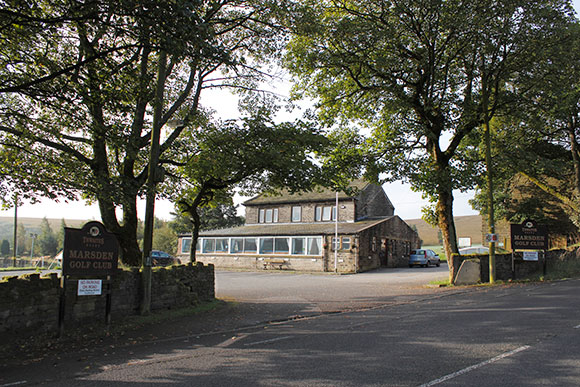 Marsden Golf Club Clubhouse