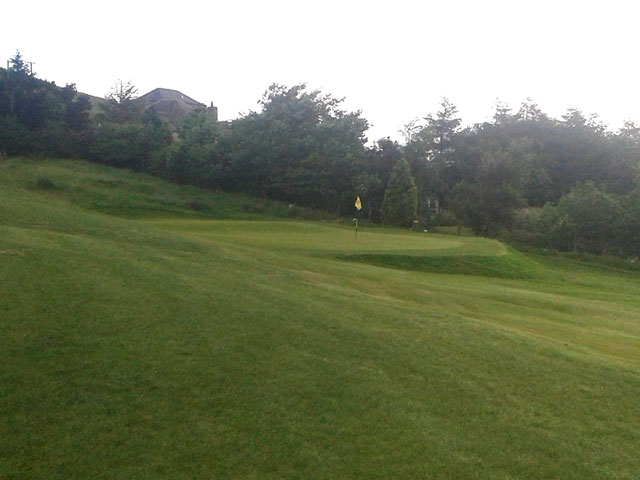 Marsden Golf Course Hole 1 and 10